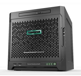 Компактный сервер HPE MicroServer Gen10