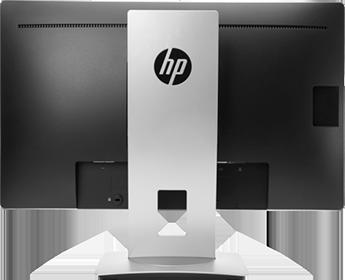 Монитор HP EliteDisplay E222 (вид сзади)