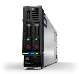 Сервер HPE ProLiant BL460c Gen10