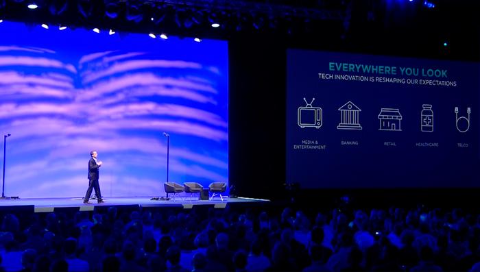 Выступление Pat Gelsinger, CEO, VMware