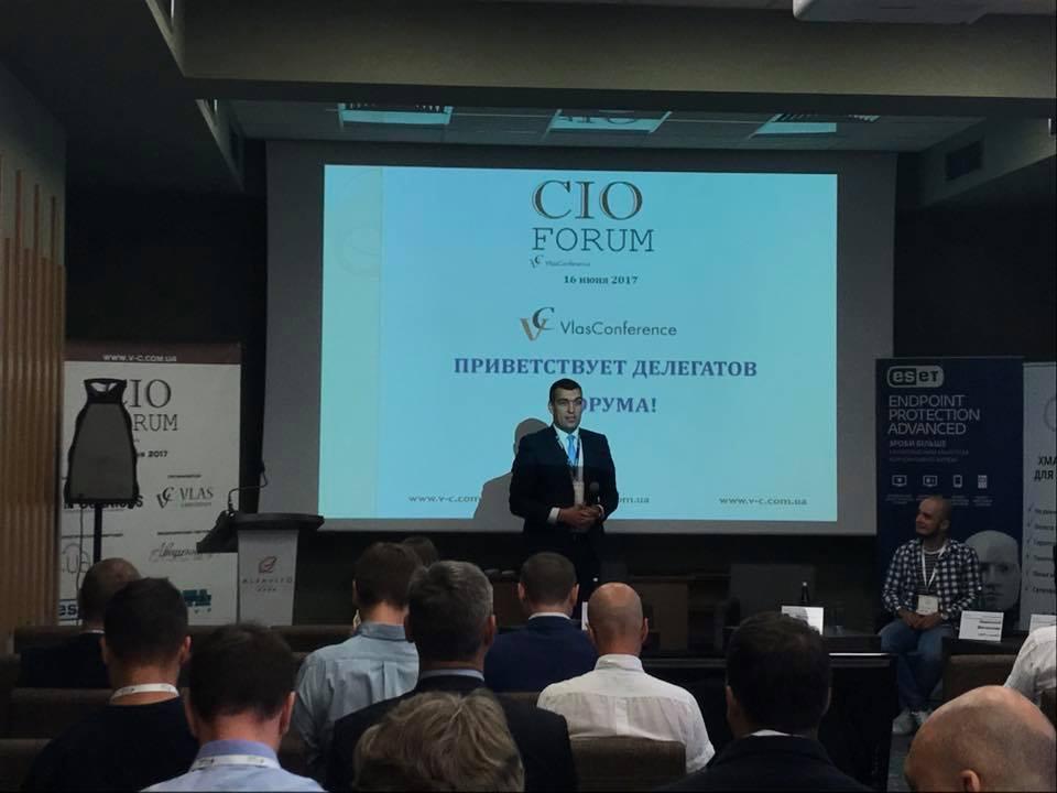 IT-Solutions выступила инновационным партнером на CIO FORUM