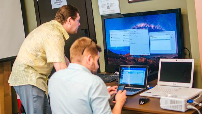 Цель IT-Solutions - улучшать бизнес клиентов в сфере ИТ