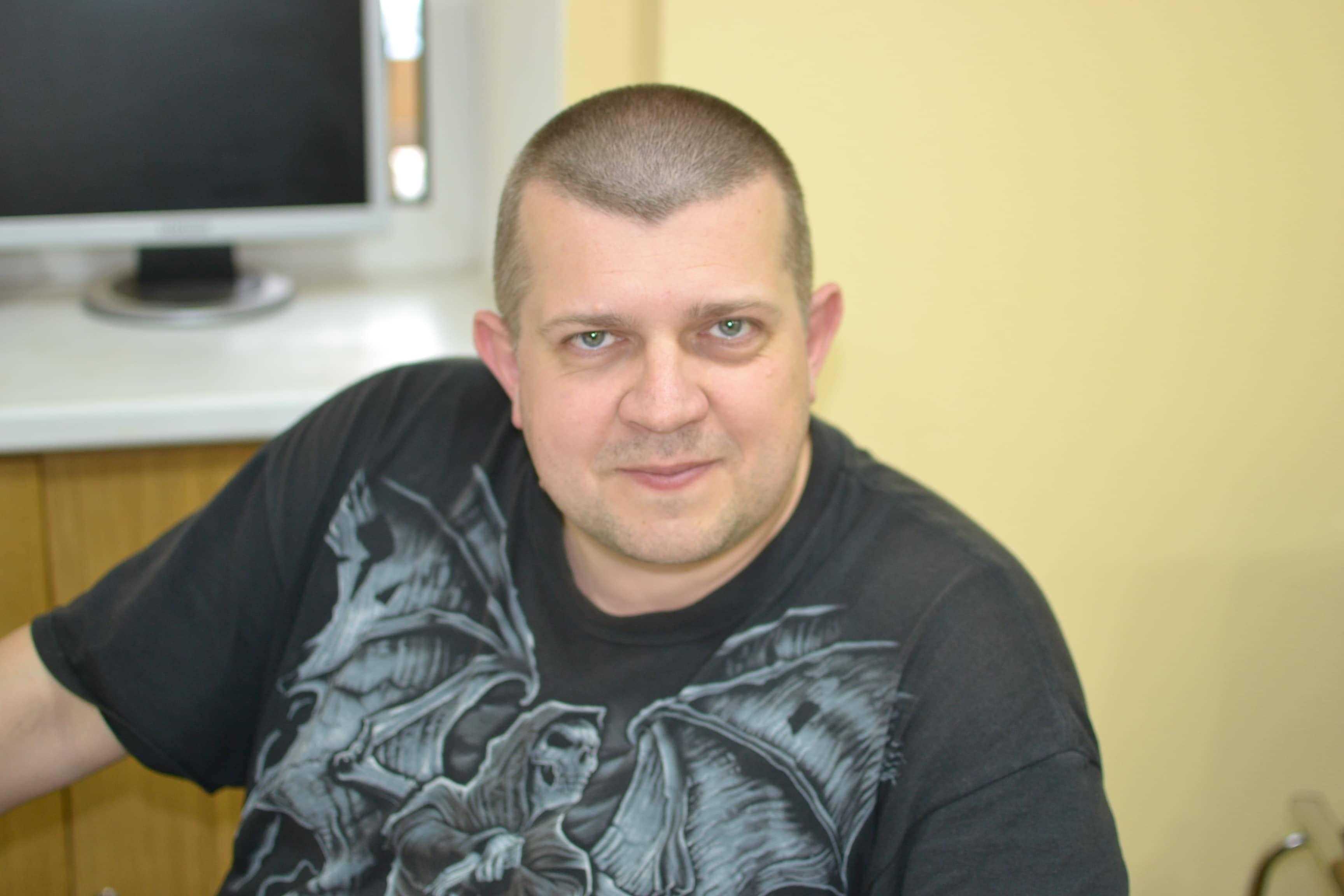 Александр Михальченко